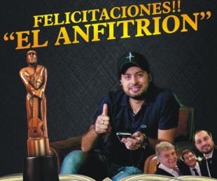 foto: Diego Gutiérrez ganó el Martín Fierro por