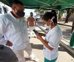 foto: Corrientes registró 260 casos de coronavirus: 173 en la Capital