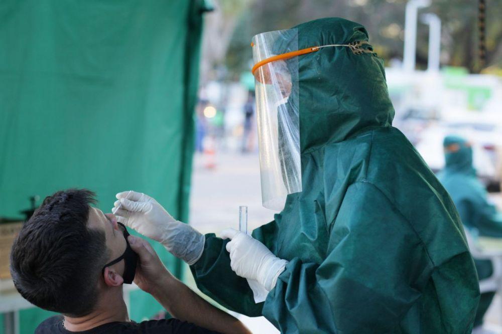 Murieron 235 personas y 12.141 fueron diagnosticadas en el país