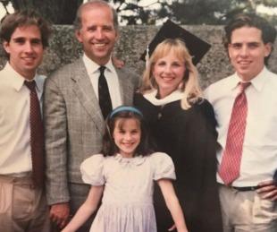 foto: Los Biden, las tragedias y superaciones de la familia que llega a la Casa Blanca