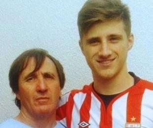 foto: Un jugador de fútbol se descompensó en un entrenamiento y murió