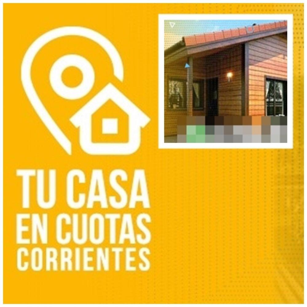 Cómo operaba el estafador de las casas prefabricadas en Corrientes