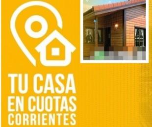 foto: Cómo operaba el estafador de las casas prefabricadas en Corrientes