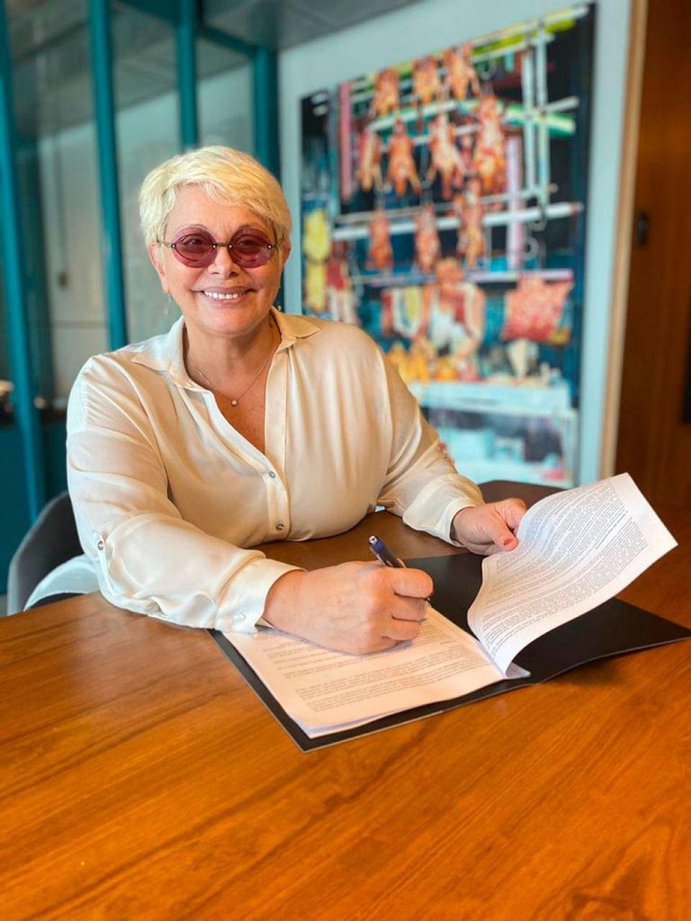 Carmen Barbieri, internada por coronavirus: tiene neumonía
