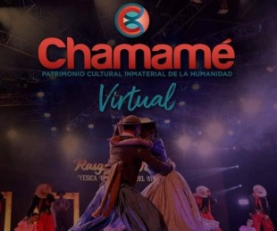 foto: Festival Virtual del Chamamé: cuál es la grilla de la sexta noche
