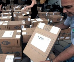 foto: La CNE pidió vacunar al personal que trabajará en las elecciones