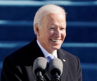 foto: El primer tuit de Joe Biden como presidente: