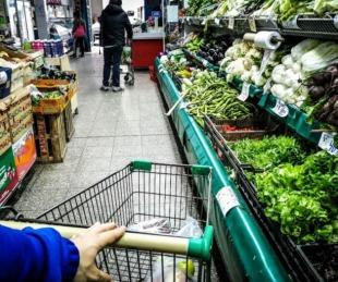 foto: Los alimentos subieron casi 10 puntos más que la inflación durante 2020