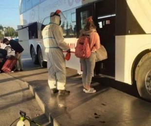 foto: Coronavirus: Ya son 66 los casos en viajes de egresados