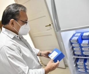 foto: La Provincia adquirió 2.500 dosis del suero hiperinmune