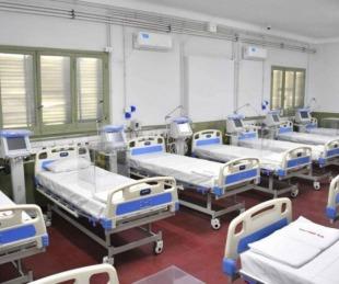 foto: Hospital de Campaña: fallecieron 2 personas y se recuperaron 7