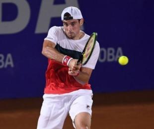 foto: Guido Pella apuntó contra la organización del Grand Slam y sus colegas