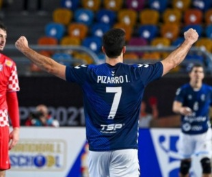 foto: Los Gladiadores y un triunfo histórico en el Mundial de Handball
