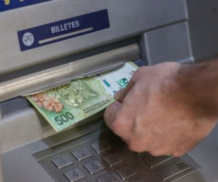foto: El lunes comenzará el pago de sueldos por terminación de DNI