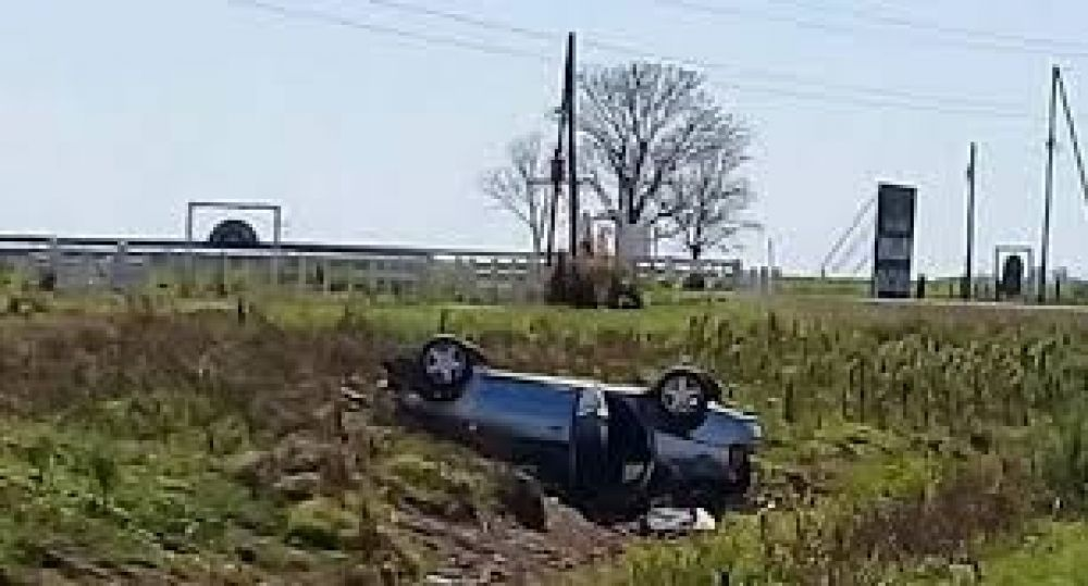 Mercedes: un hombre murió y hubo varios heridos luego de un despiste
