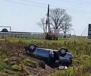 foto: Mercedes: un hombre murió y hubo varios heridos luego de un despiste