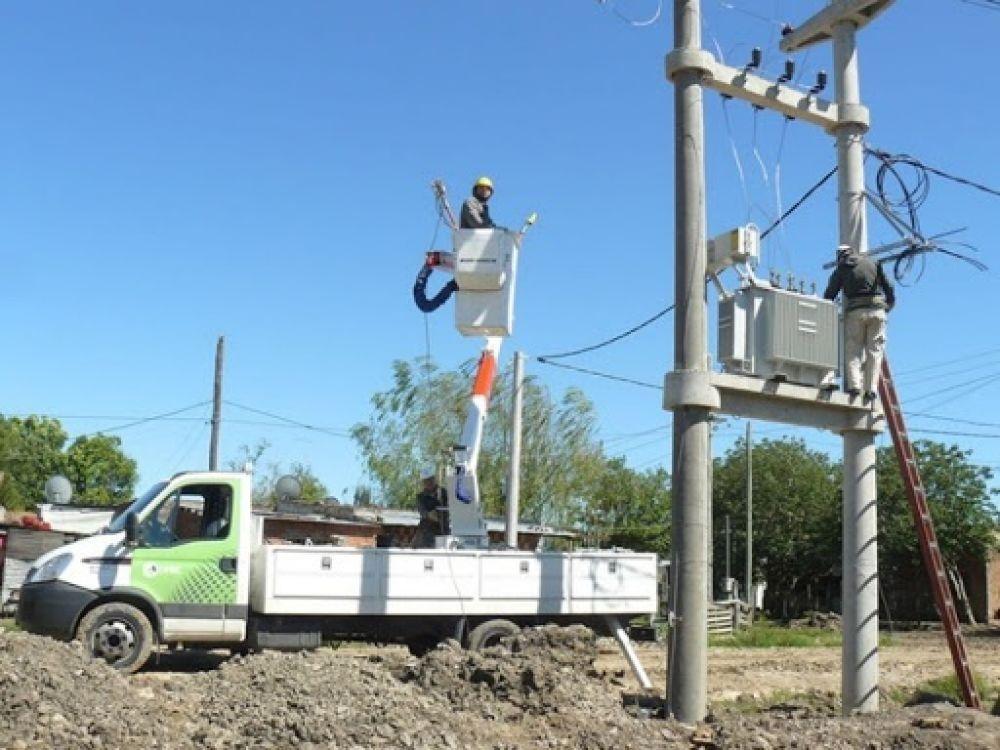 DPEC trabajará en mantenimiento de líneas de media tensión