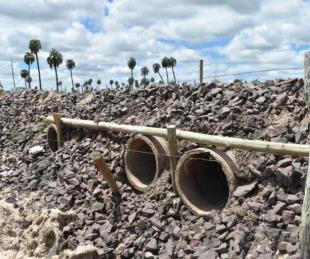 foto: Goya: ejecutarán importante obra de enripiado en una zona rural
