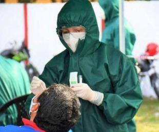 foto: Corrientes: detectaron 107 casos de Coronavirus, 58 son de Capital