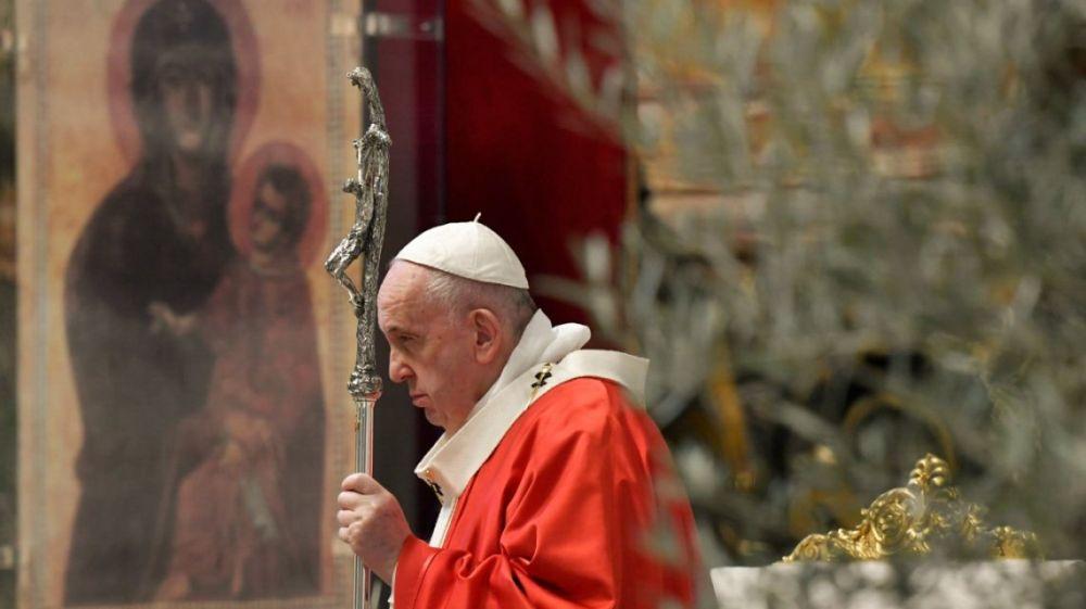 El Papa Francisco suspendió celebraciones por razones de salud