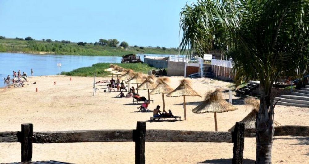 Cerraron un balneario en Corrientes por ataques de palometas