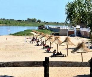 foto: Cerraron un balneario en Corrientes por ataques de palometas
