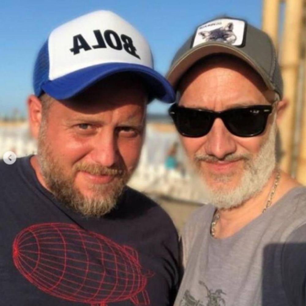 Andy Kusnetzoff y Cayetano se separaron tras 18 años de radio juntos