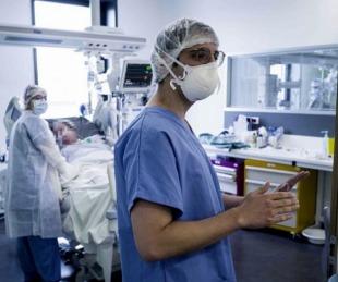 foto: Coronavirus: murieron 162 personas y 8.362 diagnosticadas en el país