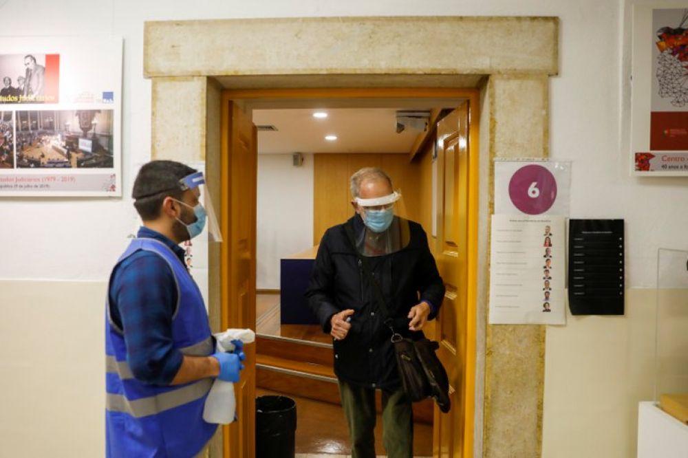 Portugal elige presidente en medio de la pandemia de coronavirus