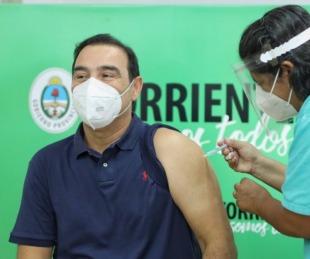 foto: Corrientes: El 77% de los vacunados mostró una