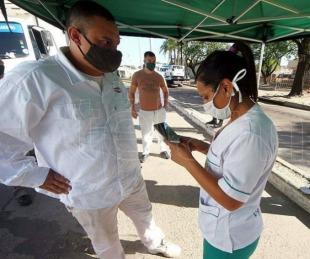 foto: Corrientes registró 45 casos de Covid-19: la cifra más baja en enero