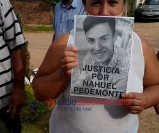 foto: Indignación en el Molina Punta por el ex policía que baleó a un joven
