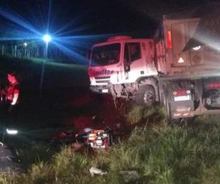 foto: Ruta 12: accidente de tránsito fatal dejó un muerto y tres heridos