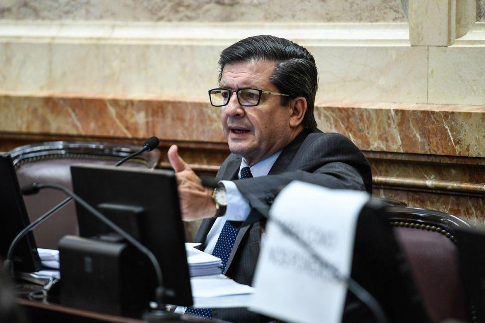 Valdés es el candidato natural, aseguró Pedro Braillard Poccard