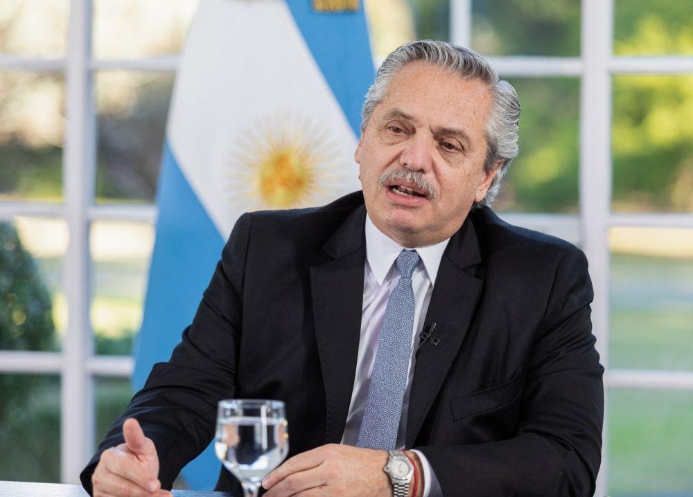 Alberto Fernández viajará a Chile para su primera visita de Estado