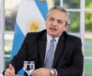 foto: Alberto Fernández viajará a Chile para su primera visita de Estado
