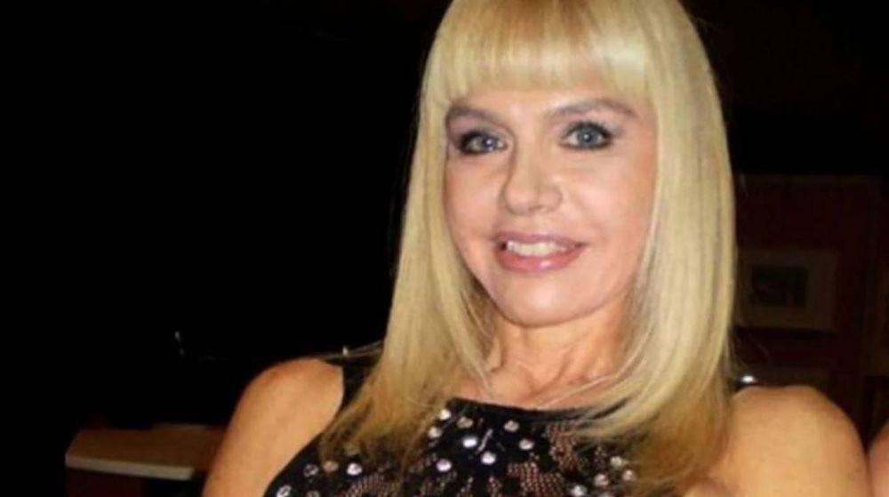 Adriana Aguirre se accidentó en plena función y tuvieron que internarla de urgencia