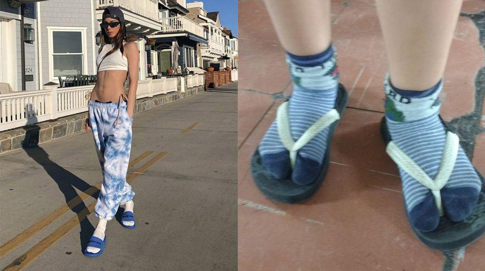Tini compartió su particular look y los memes volaron como chancletazos