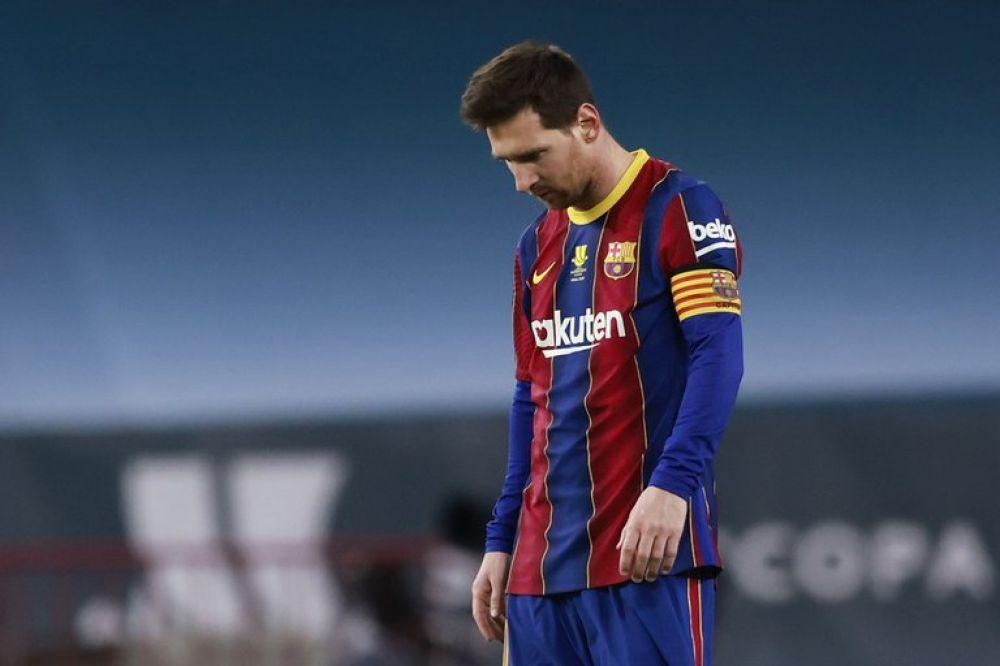 Messi: Se conocieron los detalles de la millonaria deuda del Barcelona