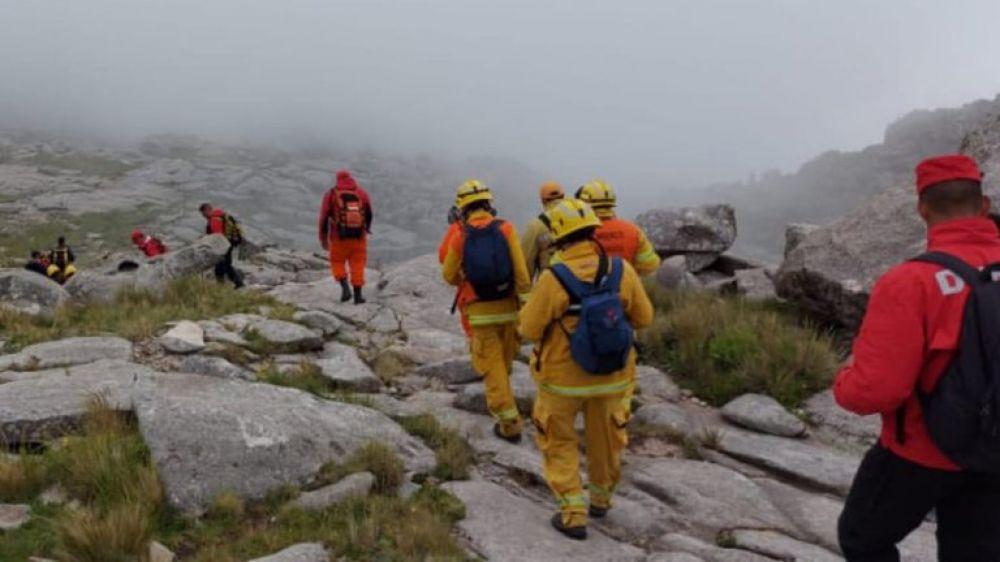 Córdoba: apareció el turista de 62 años que se había perdido en el cerro