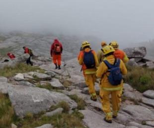 foto: Córdoba: apareció el turista de 62 años que se había perdido en el cerro