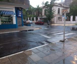 foto: Capital: Comité de Emergencia activó tareas tras intensas lluvias