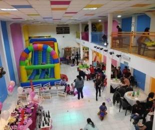 foto: Habilitaron el uso de peloteros e inflables en fiestas infantiles