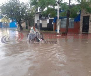 foto: Temporal: En Corrientes llovió casi 80 milímetros en tres horas