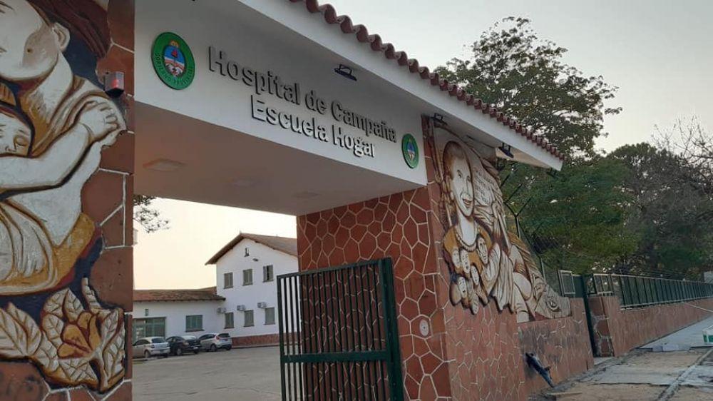 Hospital de Campaña: murieron seis personas en las últimas 24 horas