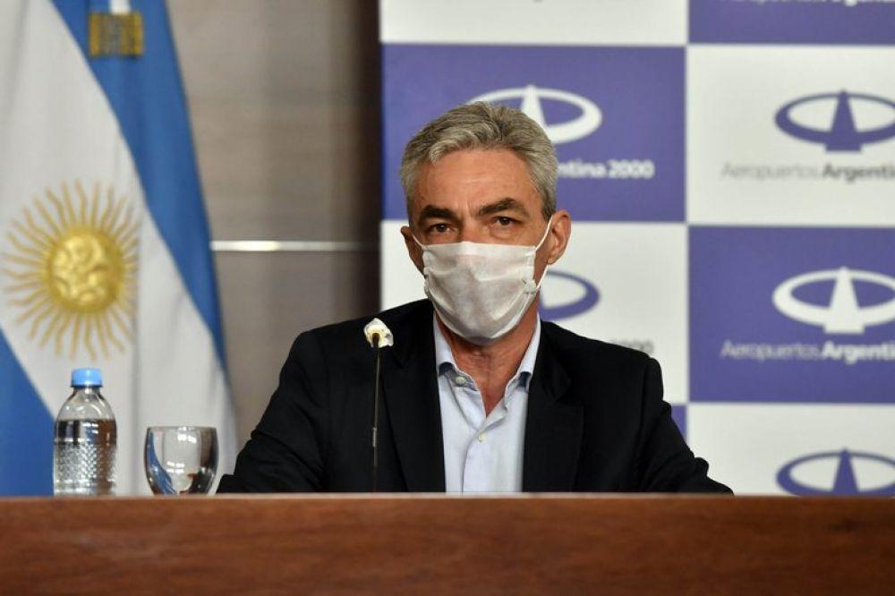Meoni habilitó un canal online para denunciar actos de corrupción