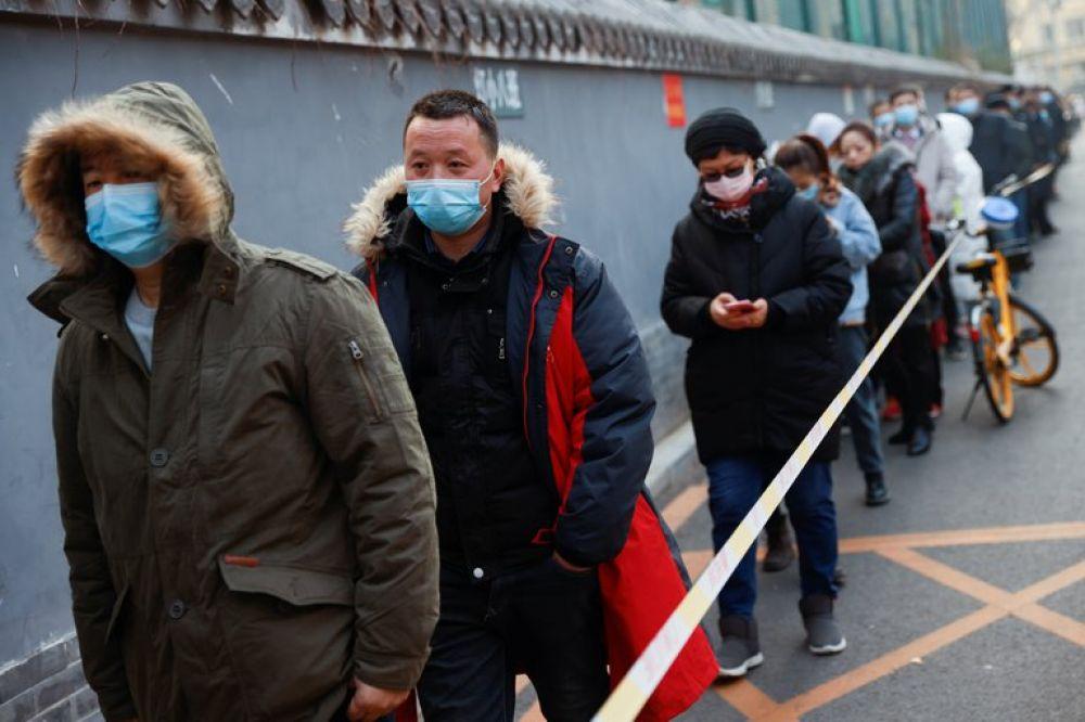 China comenzó a realizar pruebas anales para detectar el COVID 19