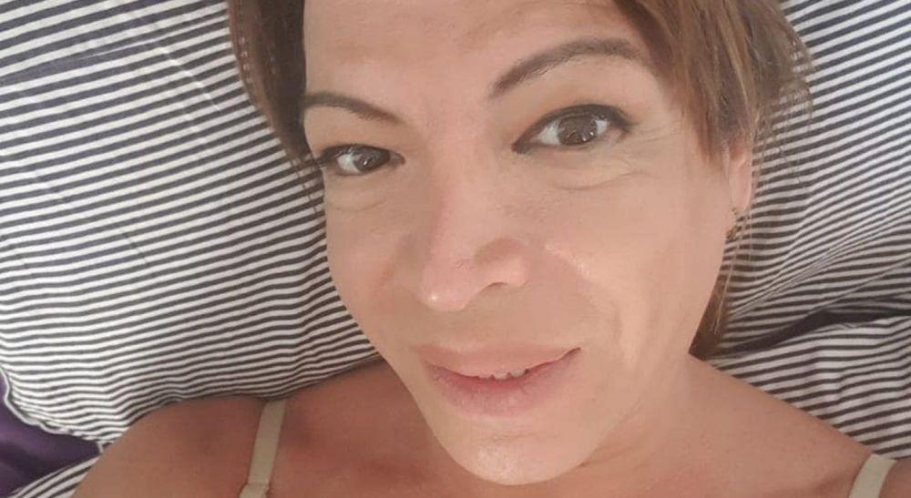 Lizy Tagliani posó de espaldas en bikini: En tu cara, Sol Pérez