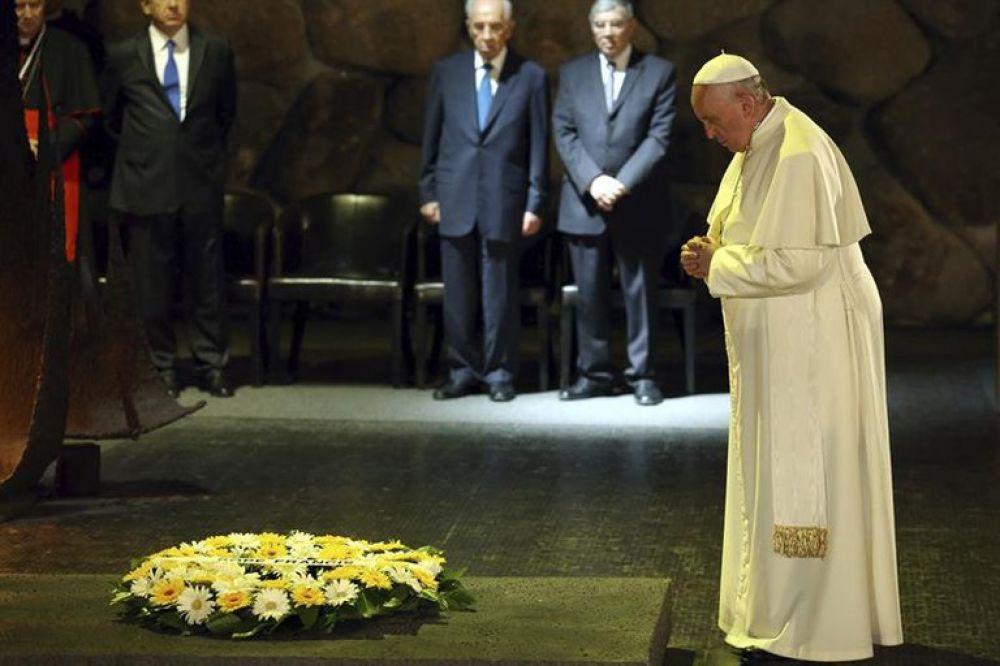 Francisco y el Holocausto: Estas cosas pueden volver a suceder