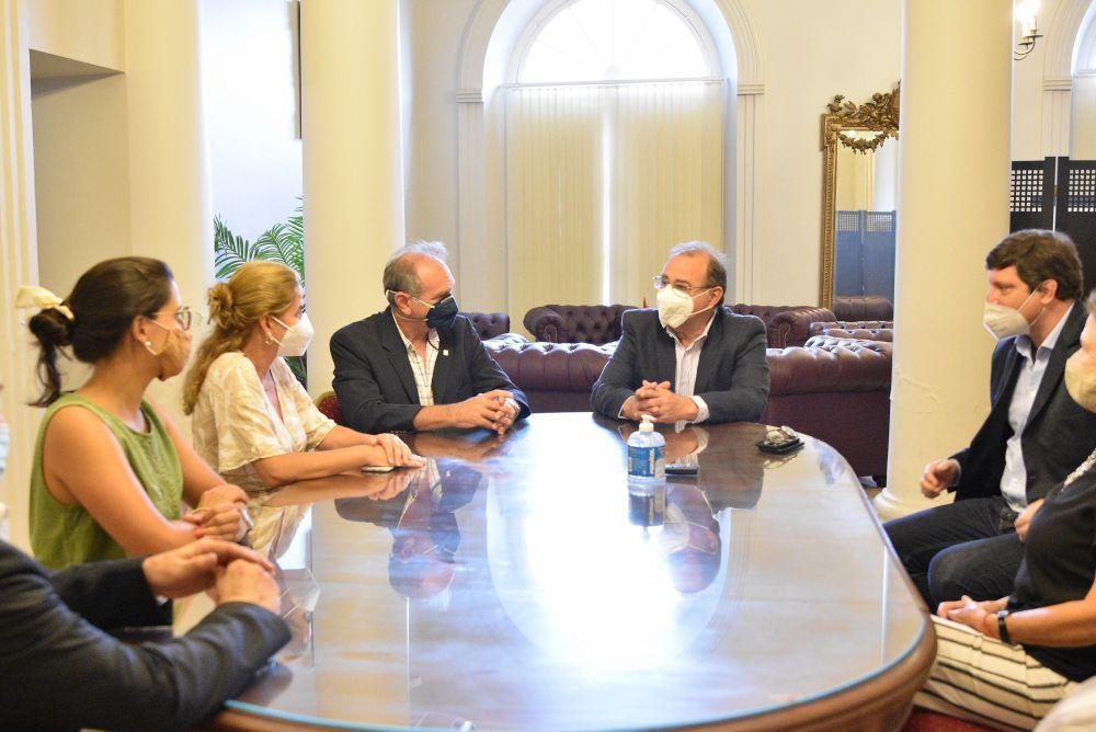 El PRO destacó la gestión de Tassano y Lanari en la Capital